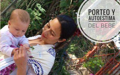 Porteo y Autoestima del bebé