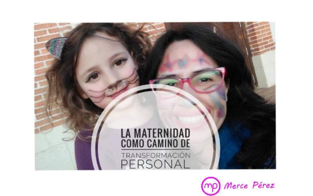 La Maternidad como camino de transformación personal